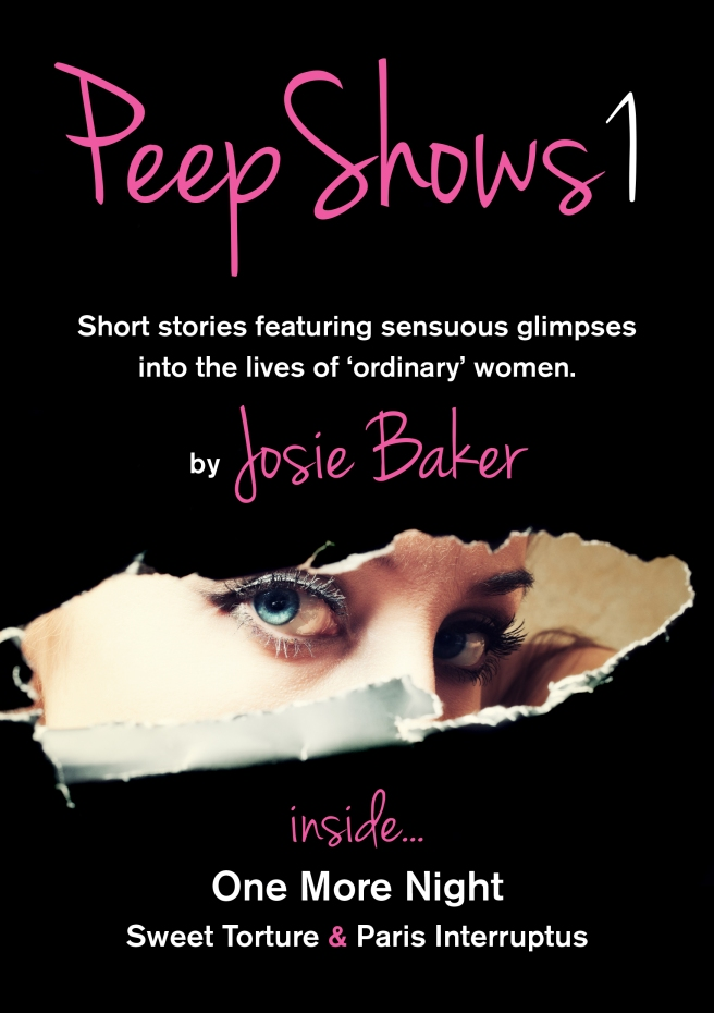 Peep Shows cover final